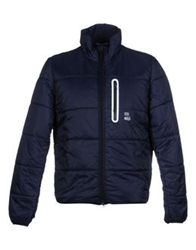 The Royal Pine Club Jackets Dark Blue