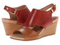 Pikolinos Bali W0a 0590 Sandia Women's Wedge Shoes Red