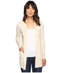 Billabong Line Games Cardigan Pearl Women's Sweater White