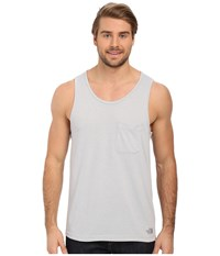 The North Face Crag Tank Top Tnf Light Grey Heather Men's Sleeveless Gray