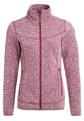 Icepeak Lesia Fleece Burgundy Berry