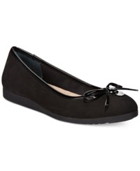 Giani Bernini Odeysa Ballet Flats Only At Macy's Women's Shoes Black