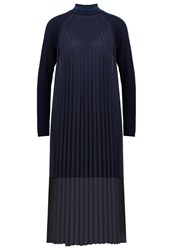 Escada Sport Denka Maxi Dress Dark Velvet Dark Blue