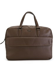 Zanellato 'Fredo' Briefcase Brown