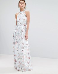 Ted Baker Elynor Maxi Dress Grey