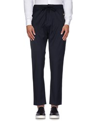 Ps By Paul Smith Trousers Casual Trousers Men Dark Blue