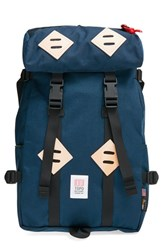 Men's Topo Designs 'Klettersack' Backpack Blue Navy