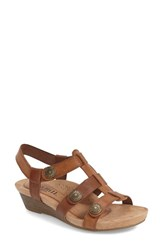 Women's Cobb Hill 'Harper' Wedge Sandal 1 3 4' Heel
