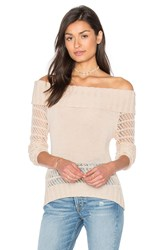 Heartloom Agnes Sweater Beige