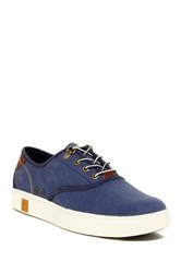 Timberland Amherst Oxford Sneaker Blue