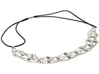 Nina Romy Silver Crystal Hair Accessories