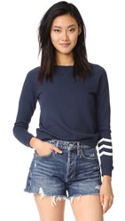 Sol Angeles Essential Sweatshirt Indigo