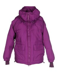 Adidas By Stella Mccartney Adidas By Stella Mccartney Coats And Jackets Jackets Women Purple