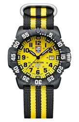 Luminox Men's Scott Cassell Special Edition Strap Watch Set 44Mm