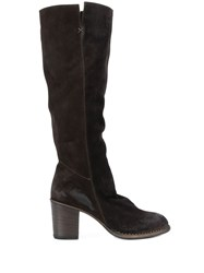 Fiorentini Baker Jelly Knee Boots Brown