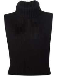 Joe's Jeans Knit Tank Top Black