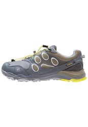 Jack Wolfskin Trail Excite Texapore Trail Running Shoes Burnt Olive
