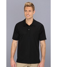 Oakley Basic Polo Shirt Black Men's Short Sleeve Pullover