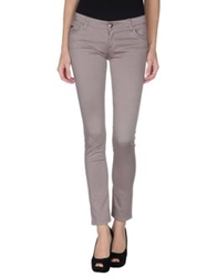 Yes Zee By Essenza Casual Pants Grey