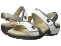 Aravon Katherine Ar White Multi Women's Sandals