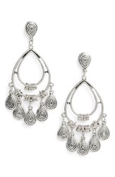 Cara Women's Teardrop Earrings