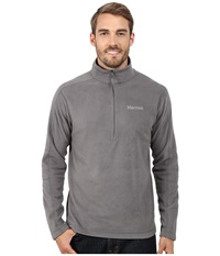 Marmot Rocklin 1 2 Zip Cinder Men's Sweatshirt Gray
