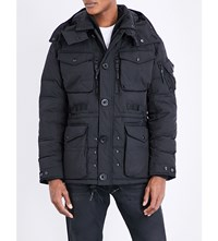 Polo Ralph Lauren Down Filled Quilted Shell Jacket Polo Black