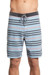 Men's Katin Chalk Stripe Board Shorts