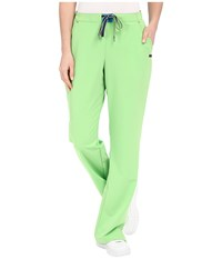 Jockey Modern Convertible Drawstring Waist Pants Key Lime Women's Casual Pants Green