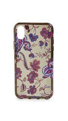 Rebecca Minkoff Hypnotic Floral Iphone Xr Case Black Multi