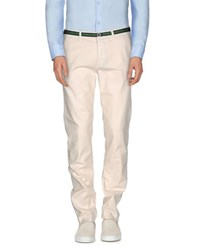 Mason's Trousers Casual Trousers Men Ivory