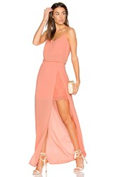 Heartloom Anndra Dress Coral