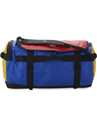 The North Face Base Camp Large Duffle Bag Cobaltblue Tnfblack