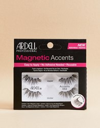 Ardell Magnetic Lashes Natutal Accents 002 Magnetic 002 Clear
