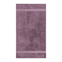 Yves Delorme Etoile Towel Plum Hand Towel