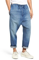 Vince Men's Drawstring Denim Pants