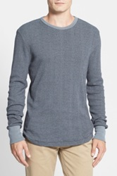 7 For All Mankind Thermal Crewneck Shirt Gray