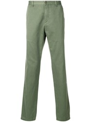 A.P.C. Classic Chinos Green