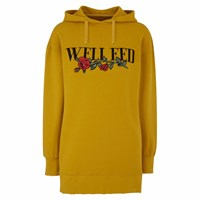 Conflict Of Ego Well Fed Hoodie Gold