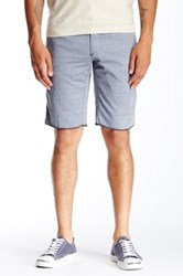 Howe Handsdown Reversible Dobby Short Blue