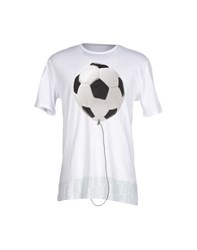 Malph Topwear T Shirts Men White