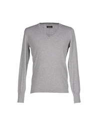 Closed Knitwear Jumpers Men Grey