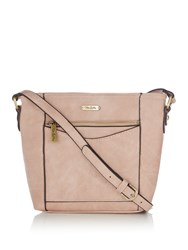 Ollie And Nic Margo Crossbody Pink