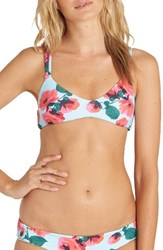 Billabong Women's Bella Beach Cross Back Bikini Top
