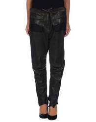 Haider Ackermann Casual Pants Dark Green