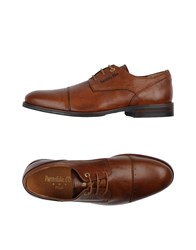 Pantofola D'oro Footwear Lace Up Shoes Brown