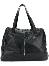 The Last Conspiracy Zipped Luggage Bag Black