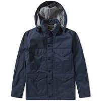 Beams Plus Mackinaw Jacket Blue