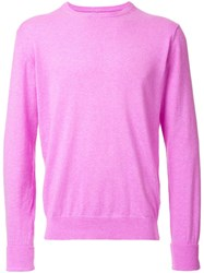 Cityshop 'City' Turtleneck Sweatshirt Pink Purple