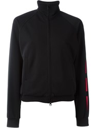 Y 3 Zipped Sweatshirt Black